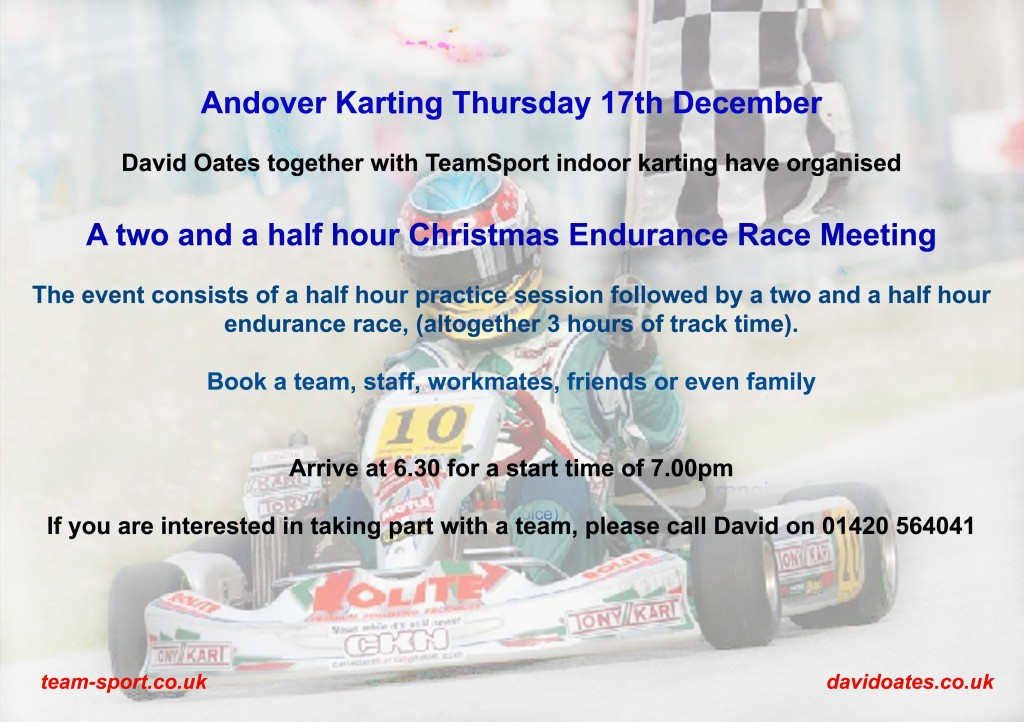 christmas 2009 kart invite for website copy